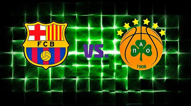 Partit Eurolliga FCB Barcelona-Panatinaikos