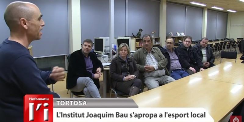 Inst. Joaquim Bau 1