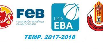 Cantaires Competirà en Lliga EBA