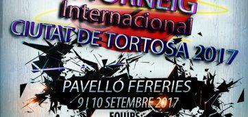 VI TORNEIG INTERNACIONAL CIUTAT DE TORTOSA 2017
