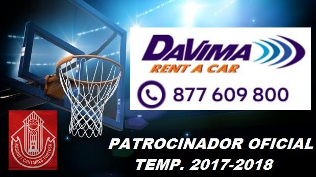 Patrocinador 1 Temp. 2017-2018 Davima