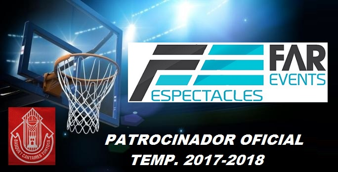 Patrocinador 1 Temp. 2017-2018 -Far Events-