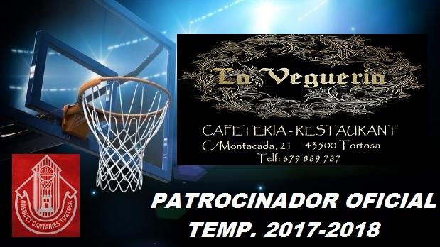 Patrocinador 1 Temp. 2017-2018 -La Vegueria-