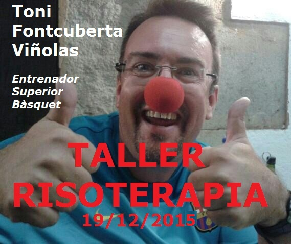 Toni Fontcuberta -Risoterapia-