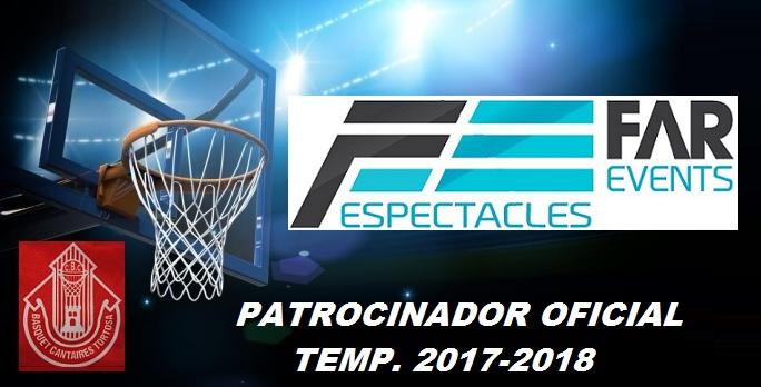 Patrocinador 1 Temp. 2017-2018 -Far Events-