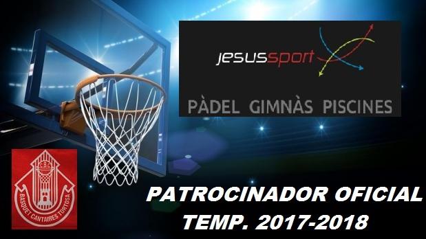 Patrocinador 1 Temp. 2017-2018 -Jessusport-