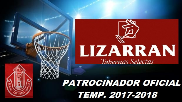Patrocinador 1 Temp. 2017-2018 -Lizarran-