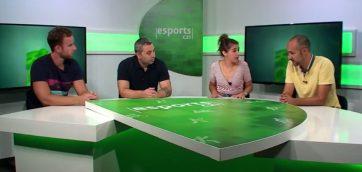 Entrevista Canal 21 TV al Nou Staff Tècnic